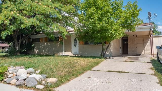 911 Sage Creek Cir, Springville, UT 84663 (#1765521) :: Utah Dream Properties