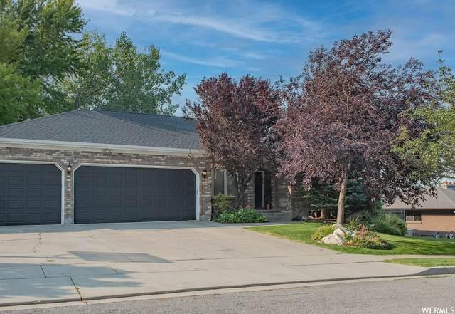 389 Quail Run Rd, Farmington, UT 84025 (MLS #1765566) :: Lookout Real Estate Group