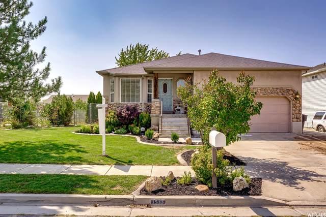 1533 N 2275 W, Clinton, UT 84015 (MLS #1765578) :: Lookout Real Estate Group