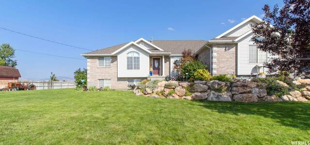 5008 S 6700 W, Hooper, UT 84315 (#1765600) :: Doxey Real Estate Group