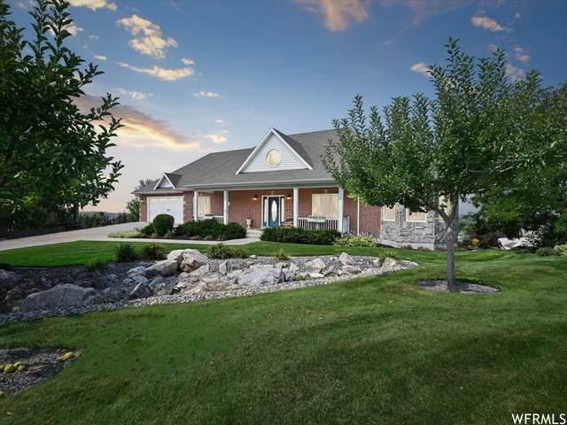 1285 N Cedar Heights Dr E, Logan, UT 84341 (#1765604) :: Doxey Real Estate Group