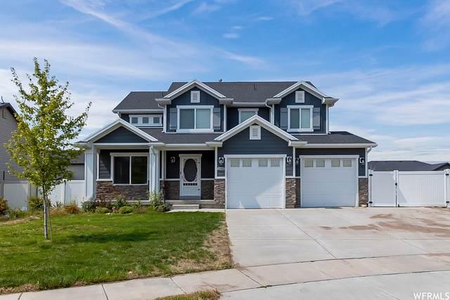 2163 N 200 W, Ogden, UT 84414 (MLS #1765640) :: Lookout Real Estate Group