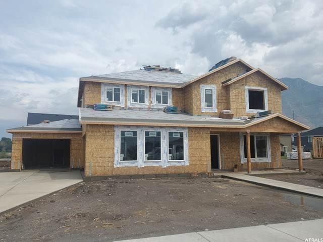1326 W 400 N Lot 63, Springville, UT 84663 (#1765648) :: Berkshire Hathaway HomeServices Elite Real Estate