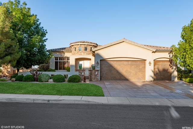 2107 N Cascade Dr, St. George, UT 84770 (MLS #1765685) :: Lookout Real Estate Group