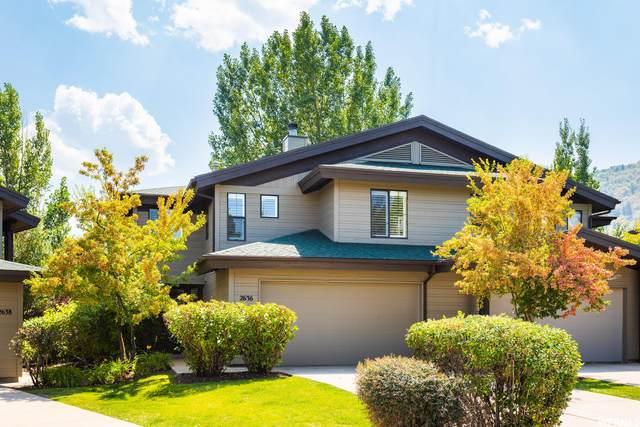 2636 Cottage Loop, Park City, UT 84098 (MLS #1765710) :: High Country Properties