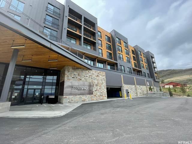 2670 W Canyons Resort Dr 201D, Park City, UT 84098 (#1765713) :: Pearson & Associates Real Estate