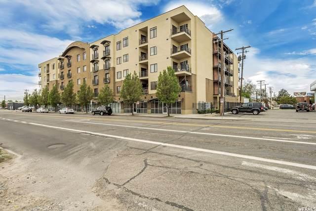 2150 S Main St W #401, South Salt Lake, UT 84115 (#1765734) :: Exit Realty Success