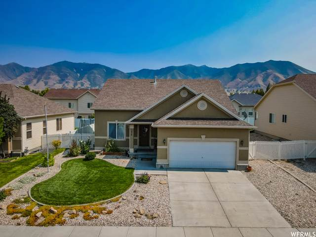 5456 N Lorraine Way E, Stansbury Park, UT 84074 (MLS #1765739) :: Lookout Real Estate Group