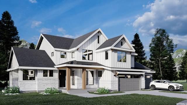 4898 W Step Rock Ln S #16, Herriman, UT 84096 (#1765808) :: Utah Dream Properties