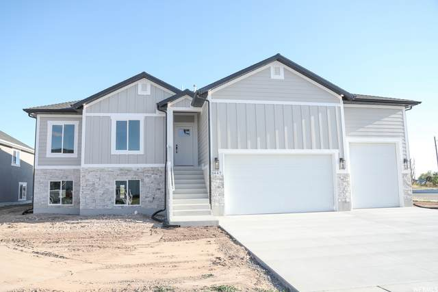 5731 W 4100 S #108, Hooper, UT 84315 (#1765909) :: Doxey Real Estate Group