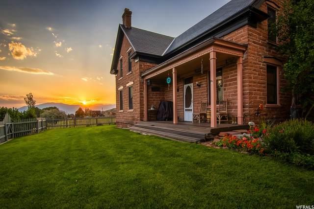 5495 Lake Creek Rd, Heber City, UT 84032 (#1765930) :: Bustos Real Estate | Keller Williams Utah Realtors