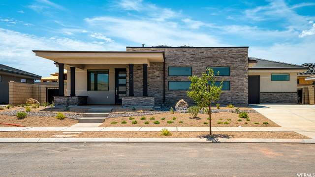 753 W Cypress Umber Dr #16, St. George, UT 84790 (#1765963) :: Doxey Real Estate Group