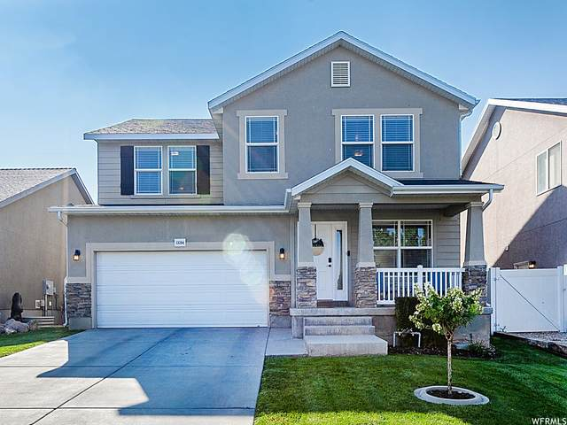 13284 S Copper Park Dr, Herriman, UT 84096 (MLS #1765966) :: Lookout Real Estate Group