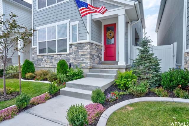 2403 N Holbrook Way, Lehi, UT 84043 (#1765967) :: Berkshire Hathaway HomeServices Elite Real Estate