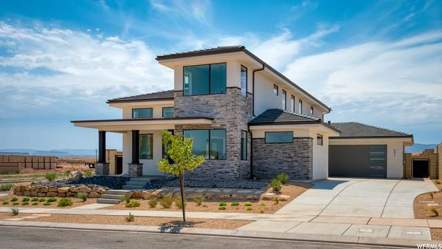 754 W Rust Bluff Dr #28, St. George, UT 84790 (#1765969) :: Doxey Real Estate Group