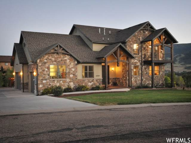 4087 E 4500 St N #67, Eden, UT 84310 (#1765981) :: Doxey Real Estate Group