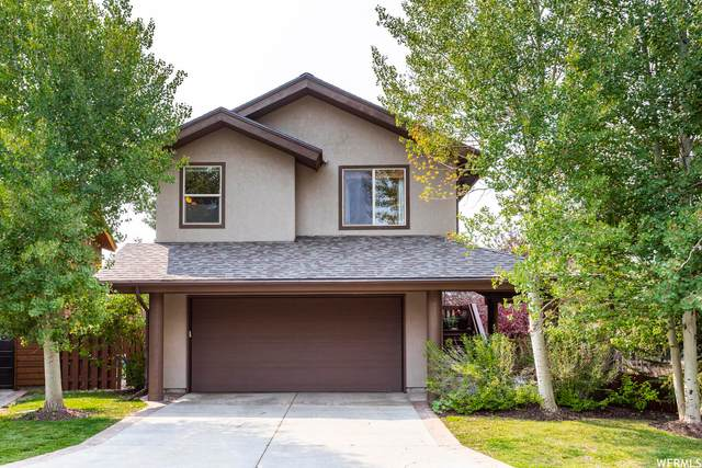 1133 Station Rd, Park City, UT 84098 (MLS #1765984) :: High Country Properties