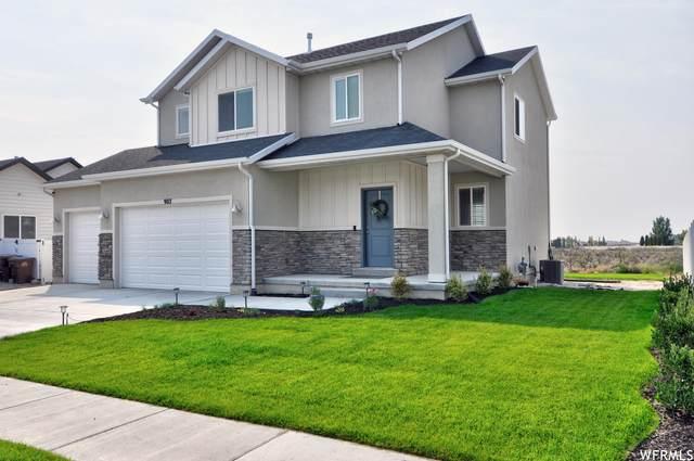 902 E Cliffrose Dr N, Eagle Mountain, UT 84005 (#1766003) :: Gurr Real Estate