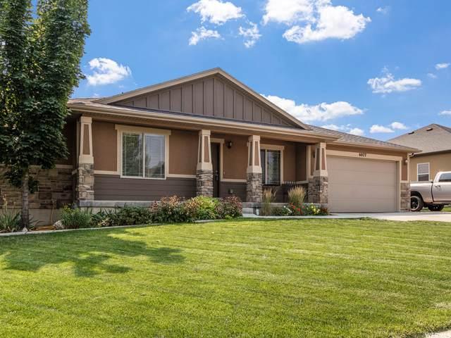 6077 W Brush Fork Dr, West Jordan, UT 84081 (MLS #1766012) :: Lookout Real Estate Group