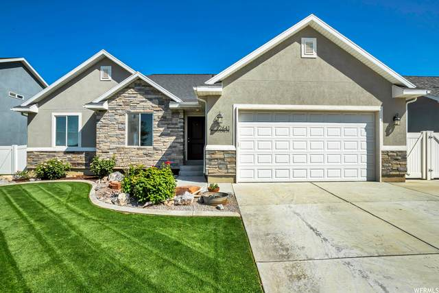 2641 E Clarkstone Dr N, Eagle Mountain, UT 84005 (MLS #1766014) :: Lookout Real Estate Group