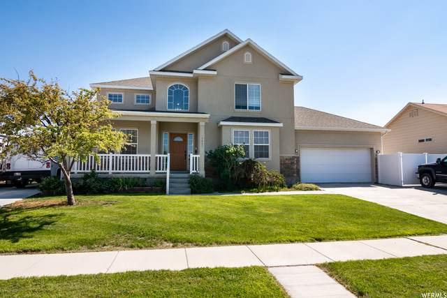 7053 W Dalmatian St, West Valley City, UT 84128 (#1766020) :: Berkshire Hathaway HomeServices Elite Real Estate