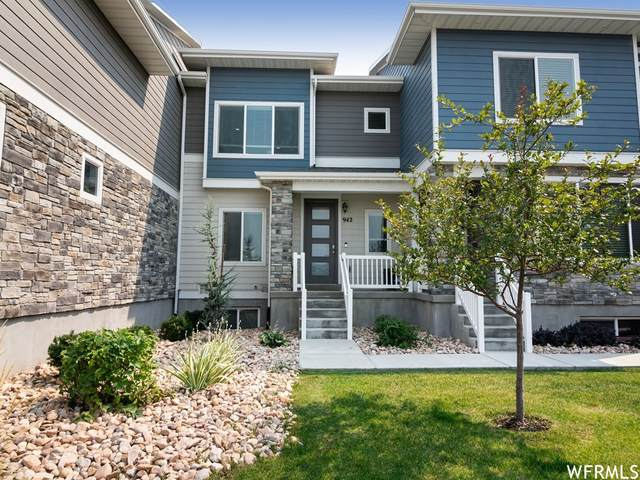 942 W Zaffre Hills Ln S #182, Bluffdale, UT 84065 (#1766051) :: Bustos Real Estate | Keller Williams Utah Realtors