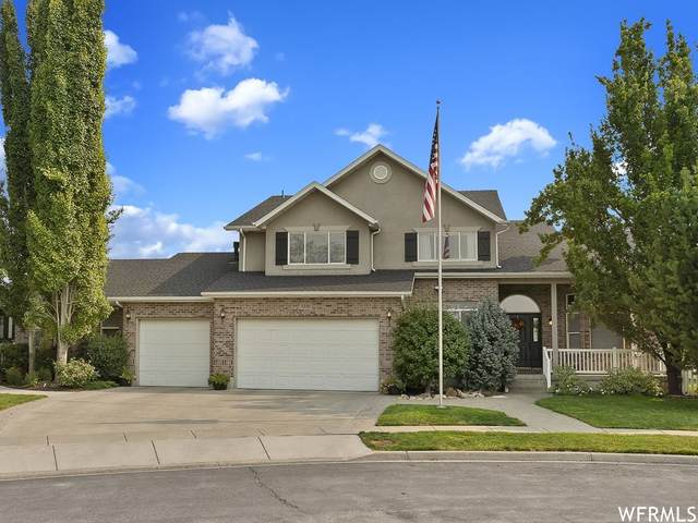 1230 Fairmont Ln, Layton, UT 84041 (MLS #1766055) :: Lookout Real Estate Group