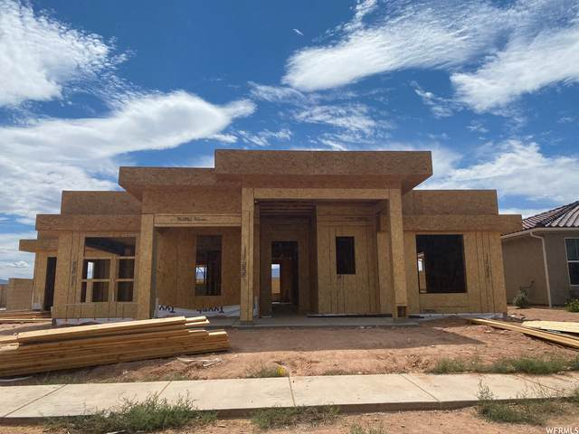 657 W Fire Sky Dr, St. George, UT 84790 (#1766084) :: Doxey Real Estate Group