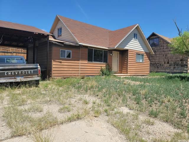 339 Berkley Ave, East Carbon, UT 84520 (#1766094) :: Bustos Real Estate | Keller Williams Utah Realtors
