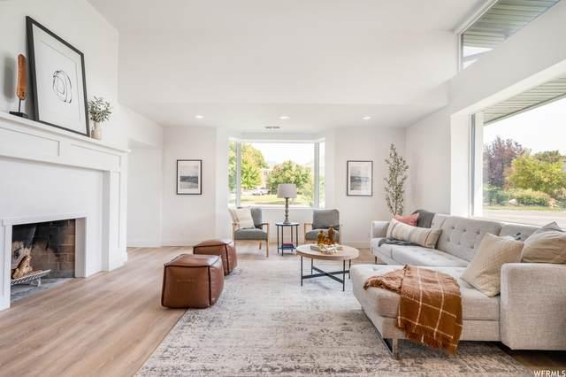 2055 E Princeton Ave S, Salt Lake City, UT 84108 (#1766095) :: Doxey Real Estate Group