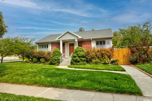 1971 S Berkeley, Salt Lake City, UT 84108 (MLS #1766102) :: Lookout Real Estate Group