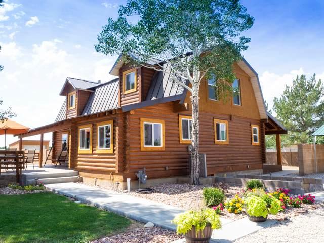 2651 W 5300 N, Cedar City, UT 84721 (MLS #1766111) :: Lookout Real Estate Group