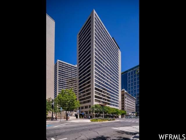44 W Broadway S 1003 S, Salt Lake City, UT 84101 (#1766125) :: Bustos Real Estate | Keller Williams Utah Realtors