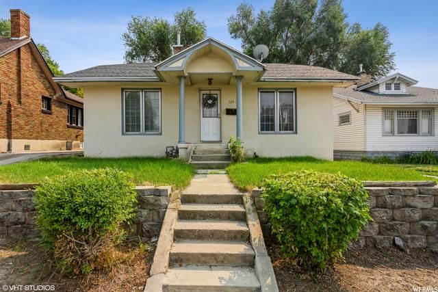 324 E 400 N, Logan, UT 84321 (#1766128) :: Utah Dream Properties