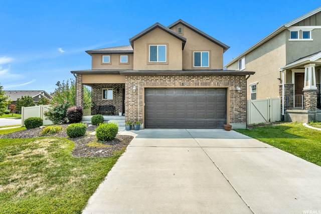 3791 W Ivey Ranch Rd, South Jordan, UT 84009 (#1766131) :: Berkshire Hathaway HomeServices Elite Real Estate