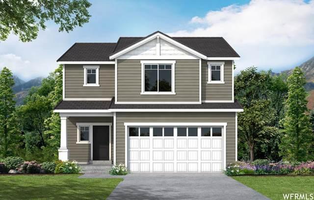 1227 S Raintree Ln #188, Santaquin, UT 84655 (#1766158) :: Real Broker LLC