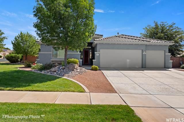 1128 N 2190 W #27, St. George, UT 84770 (#1766161) :: Berkshire Hathaway HomeServices Elite Real Estate