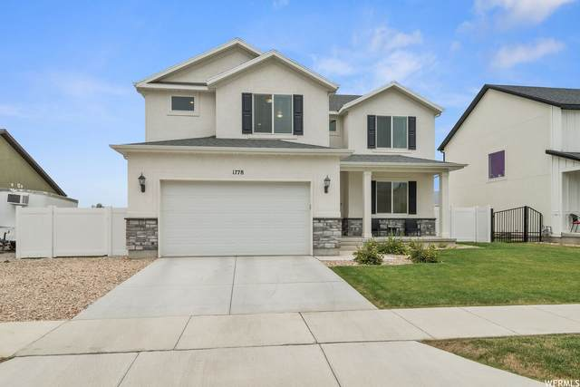 1778 S 360 W, Payson, UT 84651 (MLS #1766164) :: Lookout Real Estate Group