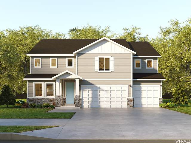 7336 W Afterglow Ln S, West Valley City, UT 84081 (#1766192) :: goBE Realty