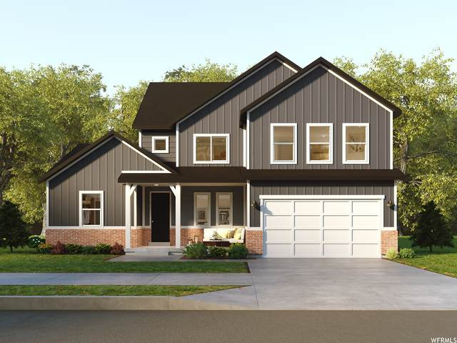 7313 W Afterglow Ln S, West Valley City, UT 84081 (#1766199) :: goBE Realty