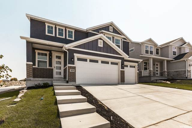 313 W Autumn Creek Dr, Saratoga Springs, UT 84045 (#1766200) :: Berkshire Hathaway HomeServices Elite Real Estate