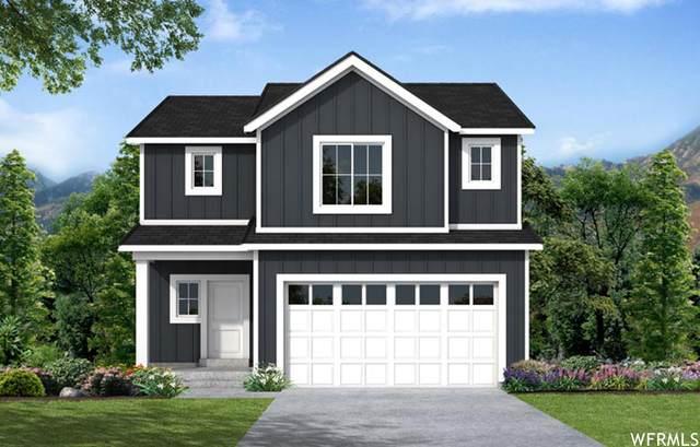 1215 S Raintree Ln #184, Santaquin, UT 84655 (#1766209) :: Real Broker LLC