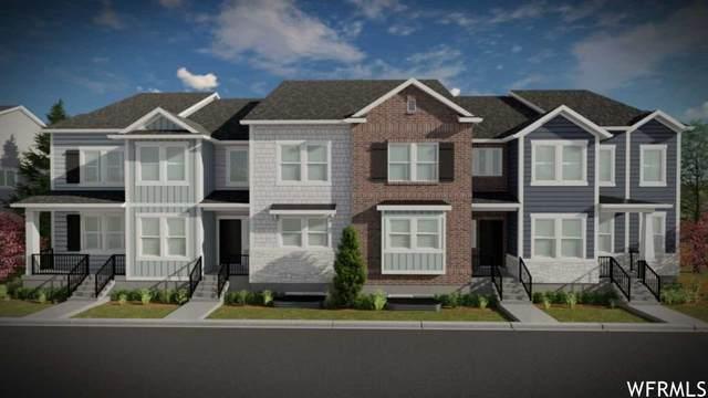 4448 W Defender Dr #914, Herriman, UT 84096 (#1766237) :: Bustos Real Estate | Keller Williams Utah Realtors