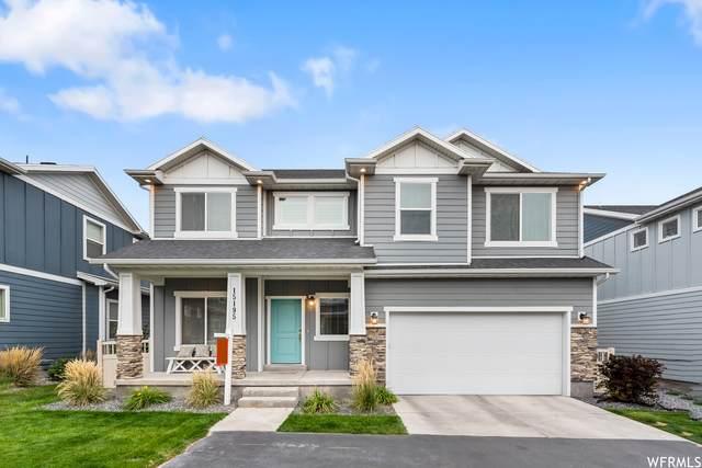 15195 S Charleville Cv, Bluffdale, UT 84065 (#1766272) :: Utah Dream Properties