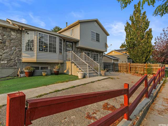 4826 W 6110 S, Kearns, UT 84118 (#1766274) :: Doxey Real Estate Group