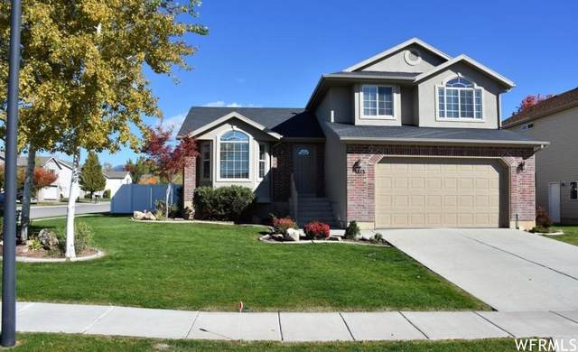 1813 S 650 E, Clearfield, UT 84015 (#1766281) :: Doxey Real Estate Group