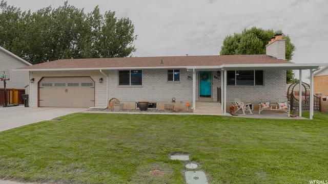 561 N Mitchell, Spanish Fork, UT 84660 (#1766285) :: The Fields Team