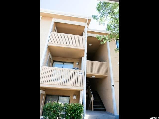 1259 E Ridge Meadow Ln 6L, Midvale, UT 84047 (MLS #1766303) :: Lawson Real Estate Team - Engel & Völkers