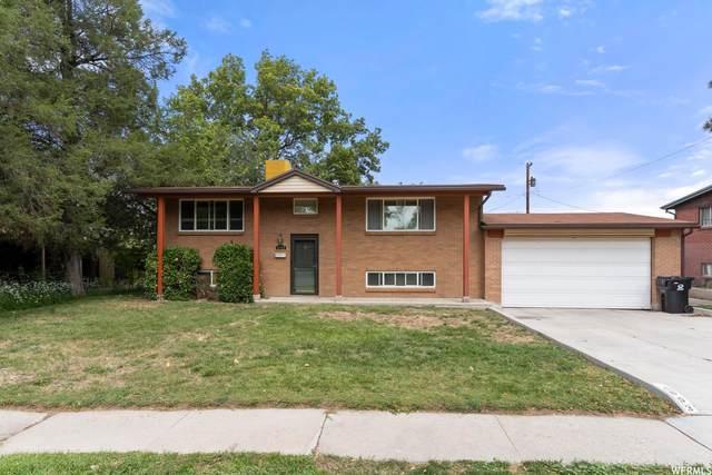 1653 E 6670 S, Cottonwood Heights, UT 84121 (#1766407) :: Bustos Real Estate | Keller Williams Utah Realtors