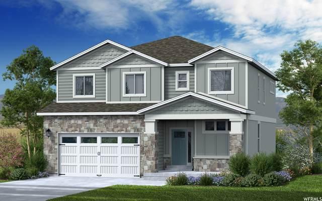 1401 S 1040 E #39, Heber City, UT 84032 (#1766422) :: Bustos Real Estate | Keller Williams Utah Realtors